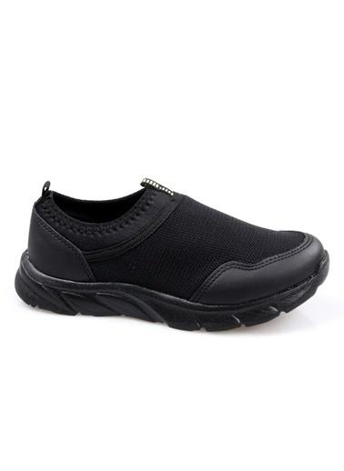Cool S07 Erkek Çocuk Günlük Spor Ayakkabı Siyah